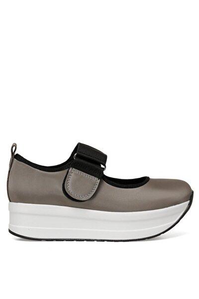 WILL Gri Kadın Sneaker 100548169