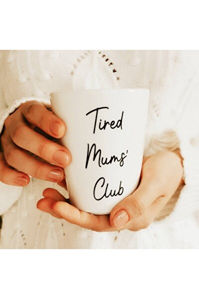 Tired Mums' Club Kulpsuz Anne Kupası - 300 Cc