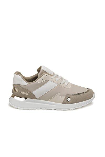 20K-008 Bej Kadın Spor Ayakkabı 100579040
