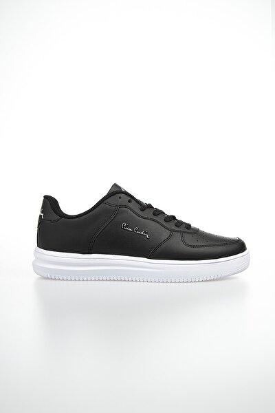 Erkek Günlük Spor Ayakkabı-Siyah-Beyaz PCS-10155