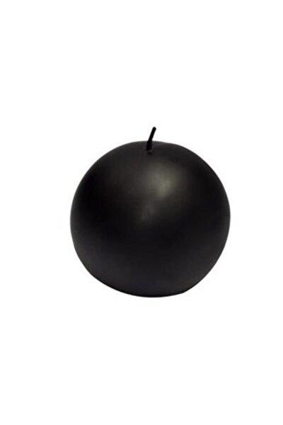 Siyah Top Mum - 6 Cm