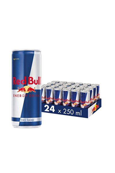 Enerji Içeceği, 250 ml (24'lü Paket, 24x250 ml)