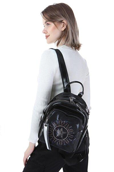 Kadın Rugan Sırt Çanta