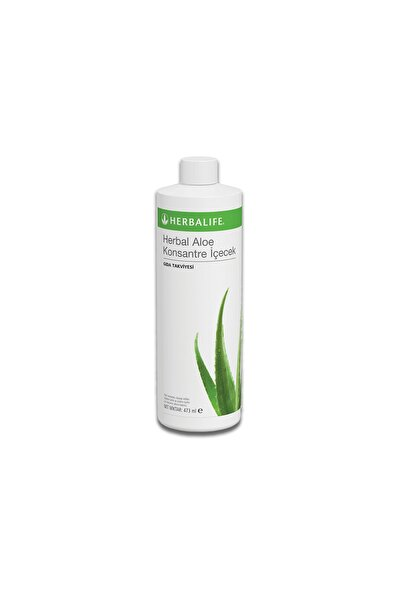 Herbal Aloe Vera Konsantre Içecek