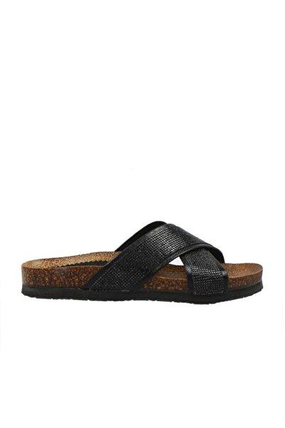 Siyah Kadın Terlik / Sandalet 200 213-1711-z