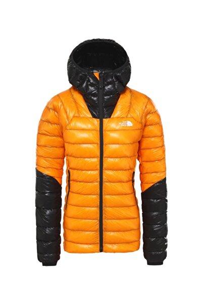 Summit L3 Kadın Mont Sarı/siyah