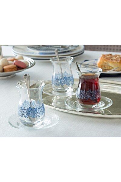Lela 6'lı Çay Bardağı