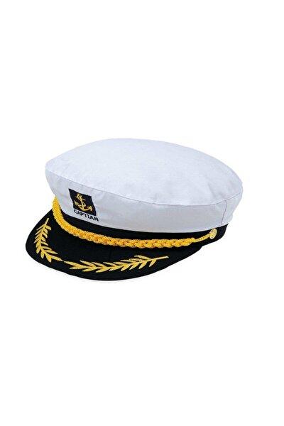 Yeni Sezon Moda Denizci Kaptan Şapkası