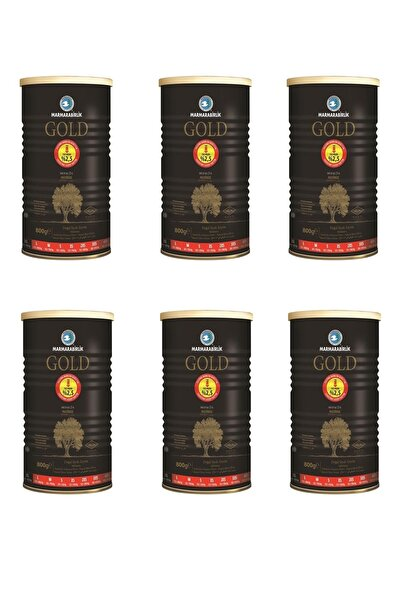 Gold Xl Zeytin 6 X 800gr