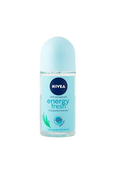 Energy Fresh Roll-on Deodorant 50 Ml Kadın