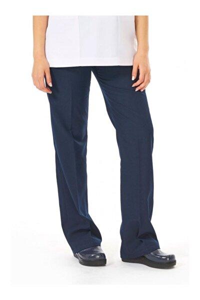 Lacivert Doktor Pantolunu - Hemşire Forması Altı - Pantolon