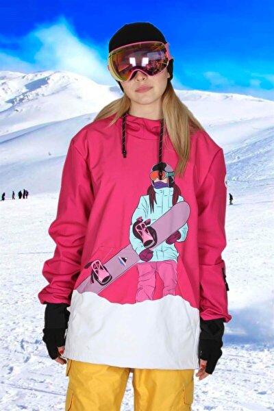 Ss5594 Snowboard Girl Bayan Snowboard Montu