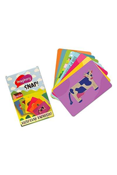 Snap! Kart Oyunu - Çiftlik Temalı Kartlar