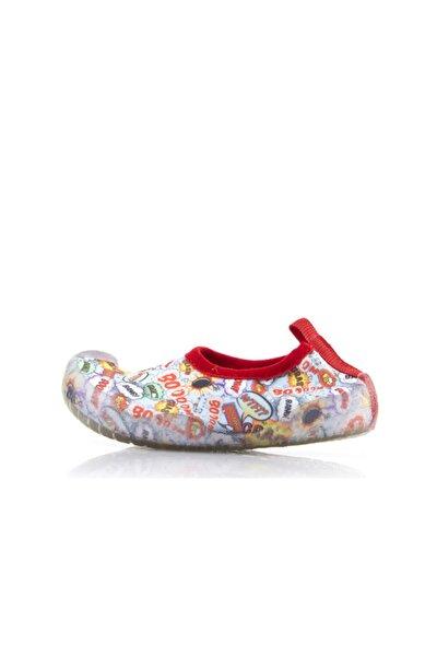 Erkek Çocuk Kırmızı Deniz Ayakkabısı