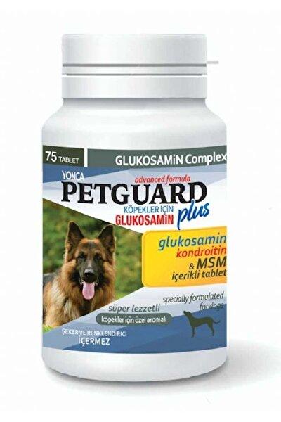 Petguard Plus Köpek Glukosamin 75 Tablet