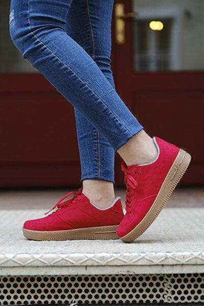 Luiza Air Unisex Süet Sneaker