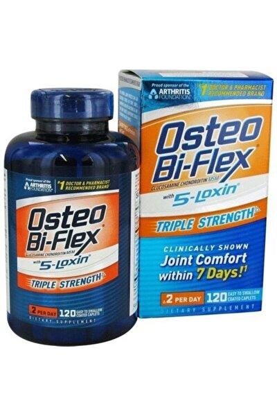 Osteo Bi- Flex 5-loxin Triple Strength Advanced 120 Tablet