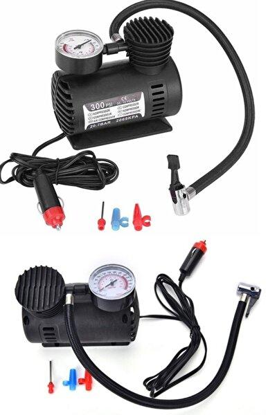 Air Compressor Oto Araç Lastik Hava Kompresörü Lastik Top Şişirici 300 Psı