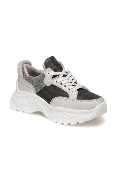 CORİNNA Gri Kadın Fashion Sneaker 100662964