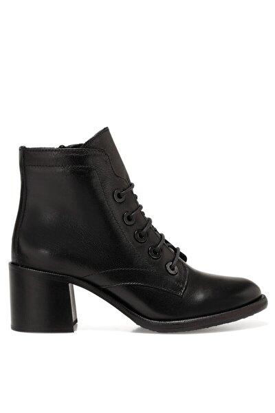 PABLENA Siyah Kadın Topuklu Bot 101025962