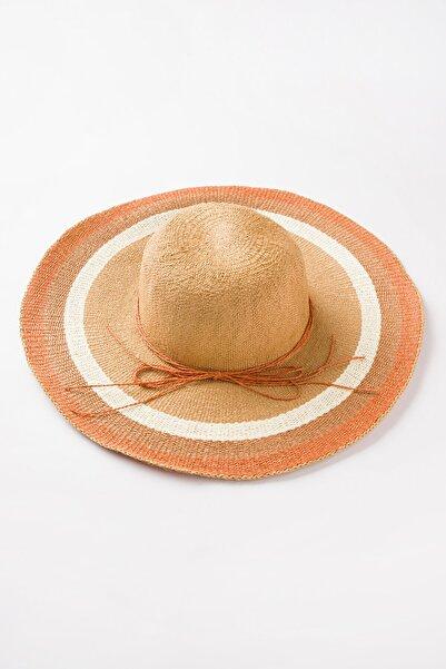 Renkli Ethnic Şapka