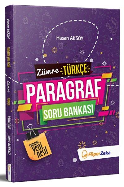 Hiper Zeka 8. Sınıf Zümre Paragraf Soru Bankası