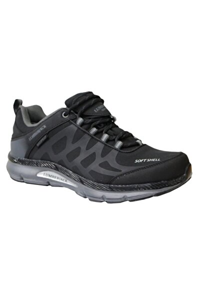 Ursa Siyah (40-45) Waterproof Outdoor Ayakkabı