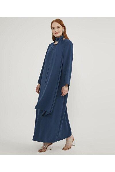 Kadın Indigo Elbise V46960124