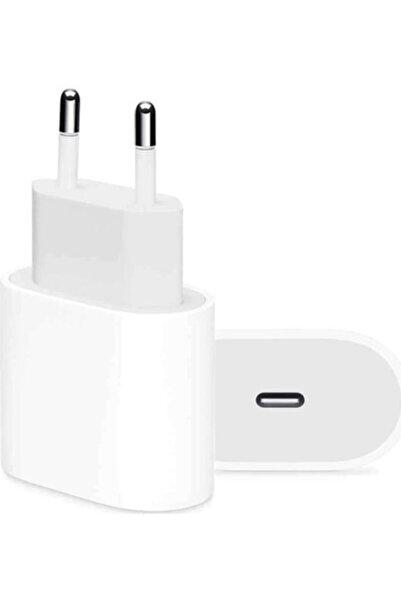 Apple Iphone 11 / 11 Pro / 11 Pro 12 12 Pro Uyumlu Yeni Nesil Typc Girişli 18w Hızlı Adaptör