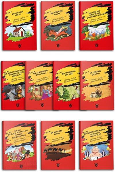 Almanca-türkçe Bakışımlı Hikaye Seti 10 Kitap