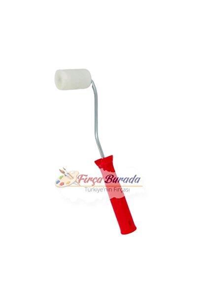 Sünger Başlıklı Sanatsal Rulo Fırça - 5cm Tek Fırça