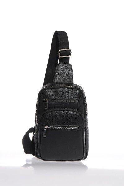Mpbdy9107 Siyah Erkek Body Bag