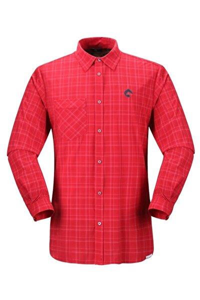 Mojanda Erkek Gömlek Kırmızı