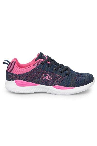 Wolky Lacivert Kadın Günlük Spor Ayakkabı