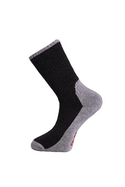 Trekking Erkek Çorap Antrasit Gri