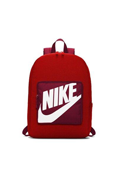 Ba5928-657 Classıc Çocuk Günlük Stil Kırmızı Sırt Çantası