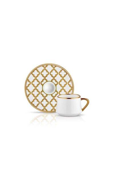 Sufi Türk Kahve Seti Viyana Altın
