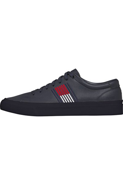 Erkek Th Corporate Deri Sneaker