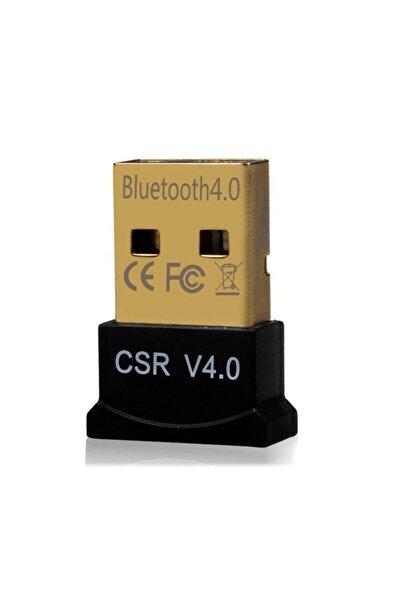 Bluetooth 4.0 Adaptör Dongle Receiver Alıcısı Usb Tak Çalıştır