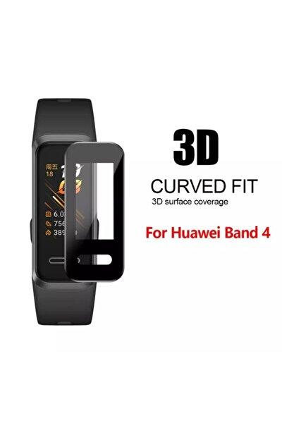 Huawei Band 4 Pro Full Ekran Koruyucu Nano , Darbe Önleyici Nano