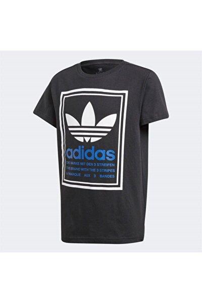 Erkek Çocuk Siyah Graphıc Tee T-Shirt