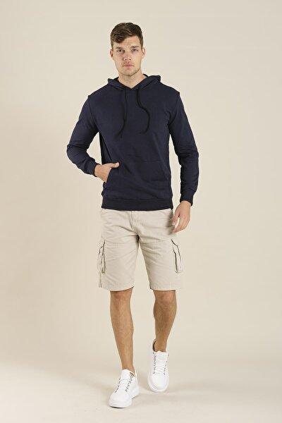 Edgar Pamuklu Slim Fit Sweatshirt