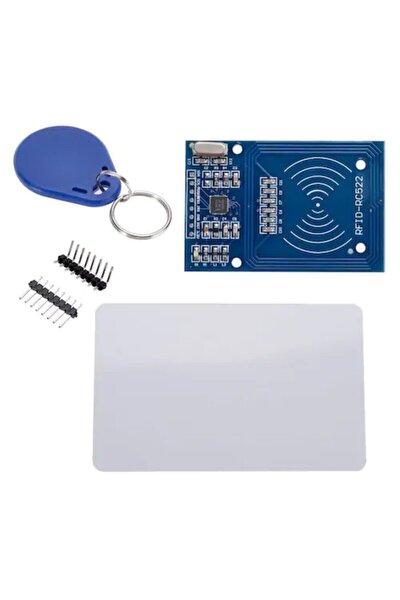 Rc522 Rfıd Modül Arduino Raspberry Pıc