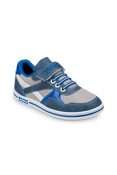 91.510880.f Mavi Erkek Çocuk Sneaker Ayakkabı