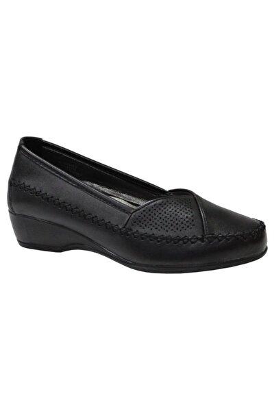91.157280.z Siyah Kadın Ayakkabı 100351353