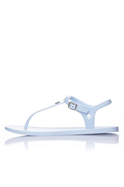 Kadın Mavi Ursula Basic Sandalet