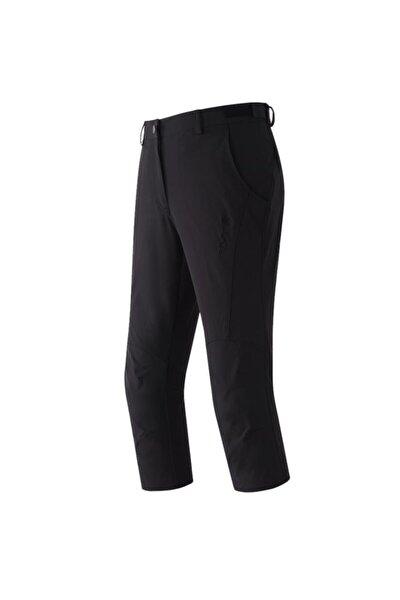 Helium Kadın Pantolon Regular Siyah
