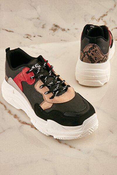 Siyah/siy.cilt Sneaker