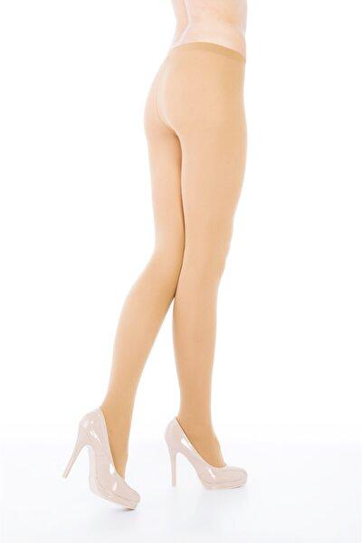Mikro 200 Açık Ten Külotlu Çorap | Pclpp890k15-at