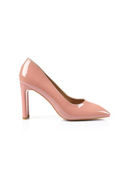 Petra Karamel Topuklu Ayakkabı